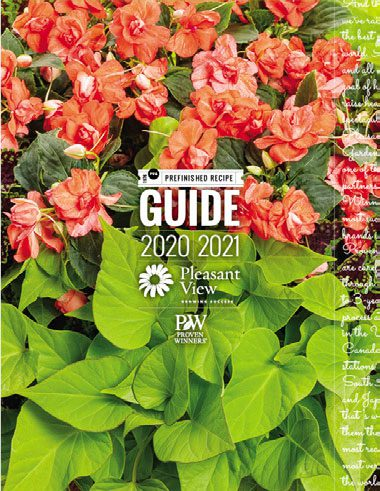 Prefinished Recipe Guide 2020