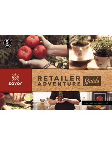 Savor™ Adventure Guide