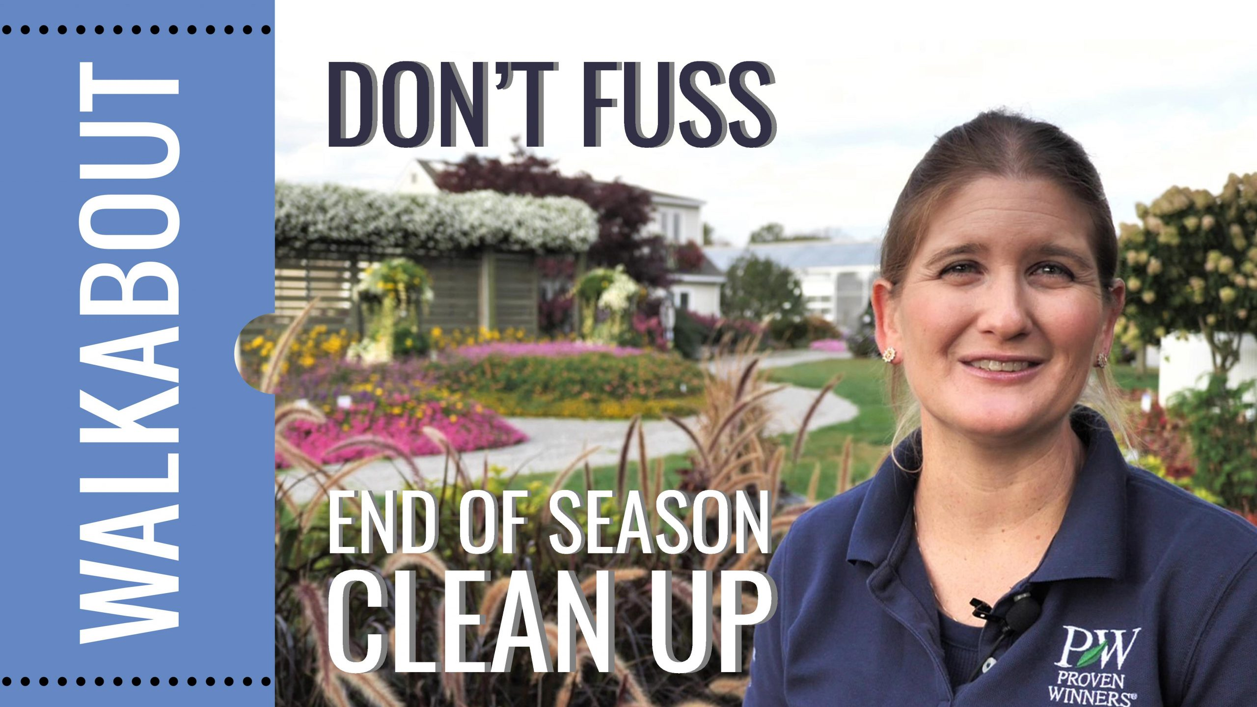 Autumn Clean Up Tips & Tricks